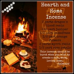 Hearth & Home Incense`*.¸.*´★¸.•´¸.•*¨) ¸.•*¨) ★(¸.•´ (¸.•´ .•´ ¸¸.•¨¯`•. ★... ¨`*•.¸`*.¸.*´ ★ ¸.•´¸.•*¨) ¸.•*¨) ★ (¸.•´ (¸.•´ .•´ ¸¸.•¨¯`•. ★... ¨`*•.¸ Sylwia)o(  #ritual #spell #magick #magic #witchcraft #witchyway #whitewitch #witch #pagan #conjure #wicca #wiccan #medical #doctrine #craft #witchyshop #health #thekingdomofwhitewitch #witchytip #witchcraft #witchywoman #witchquotes #wiedźma #czarownica #mądrababa #quotes #hearth #home #incense