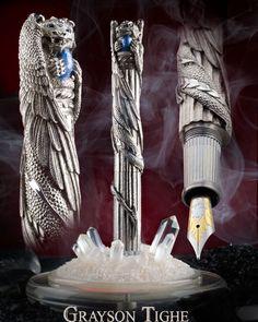 Grayson Tighe Dragon Desk pen