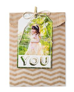 MDS + your favorite photos = amazing personalized gift tags. #MadeForMom