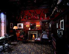 Scottish Castles Interiors Fivie castle