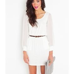 My style, used to wear a dress like this in black, love the classic simplicity. (little longer length!)