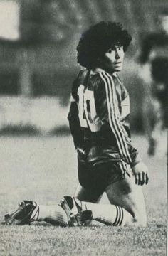 Diego Maradona en Boca 1981