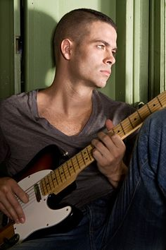 Official Mark Salling Website