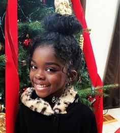 I swear this is my dream daughter.so freaking gorgeous Beautiful Black Babies, Beautiful Children, Beautiful People, Baby Girl Hairstyles, Cute Hairstyles, Natural Hairstyles For Kids, Natural Hair Styles, Little Babies, Cute Babies