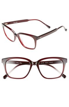 Steven Alan  'Baylor' Optical Glasses inspired by Kara Danvers aka Supergirl in Supergirl on CBS. For more on the fashion of Supergirl visit TheTake.com