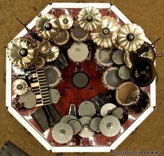 Amazing drum kit!