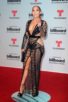 Is This Jennifer Lopez's Most Naked Look Since That Iconic Versace Dress? Julien Macdonald, Jennifer Lopez Fotos, Divas, Versace Dress, Latin Women, Latin Music, Spice Girls, Irina Shayk, Sexy Dresses