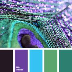 Color Palette 3730