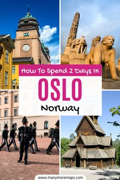 This 2 days in Olso itinerary is perfect for Norway first-timers, weekend trips, and even an Oslo layover. Check out the Vigeland Park, Viking Ship Museum, and awesome architecture including the Oslo Opera House. This itinerary visits the best things to do in Oslo for winter or summer, and includes travel tips and what to do in Oslo for 2 days. You can even visit the Oslo Fjords. 48 hours in Oslo, weekend in oslo, oslo layover.
