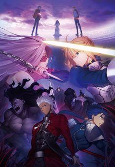 Anime Movie 'Fate/stay night: Heaven's Feel' Reveals New Key Visual   MANGA.TOKYO