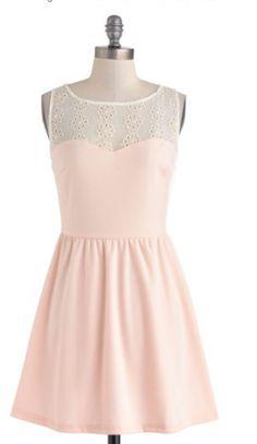 Love this adorable pink dress from Modcloth!  #dresses #weddings #weddingideas #pink https://www.thebridelink.com/vendor/mod-cloth/photos