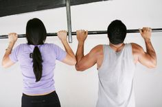 How to Successfully Do a Pull-Up (Finally!)