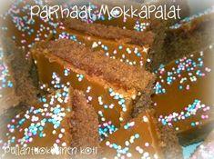 Parhaat Mokkapalat - Best Coffee Brownies