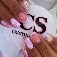 Cute Nails For Fall, Pretty Nail Art, Samara, Nail Art Designs, Nailart, Manicure, Hair Beauty, Instagram, Work Nails