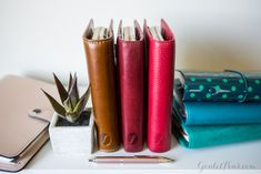 The Filofax system of organization is tried and true- it's been helping people get organized since 1920. The benefits of the system are twofold: You can be as structured as you want with helpful inserts available from Filofax itself or countless others available on Etsy, or you can be as creative as you want, crafting your own assortment of self-made organizational tools. The ability to easily add, remove, and rearrange pages is what sets Filofax apart from other organizing systems.