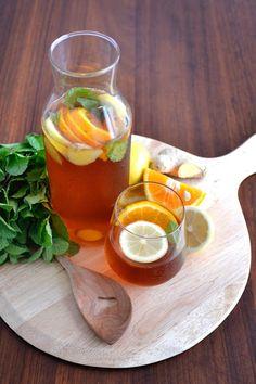 La Cuisine c'est simple: Simple comme un thé glacé