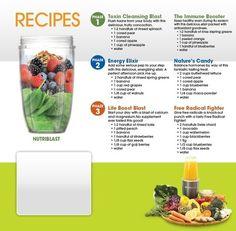 NutriBullet - Recipes   Belize You Inspire Me   Scoop.it