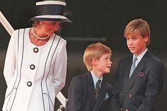 Prince William has said he and Prince Harry felt they let their mother down by failing to protect her in a major new documentary. The Duke of Cambridge made the admission in a BBC film which will detail the week from the moment he and Harry heard the news of Princess Diana's death to the day of the funeral.