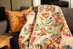 Looking for quilting project inspiration? Check out Dresden Bloom Quilt by member Edyta Sitar.