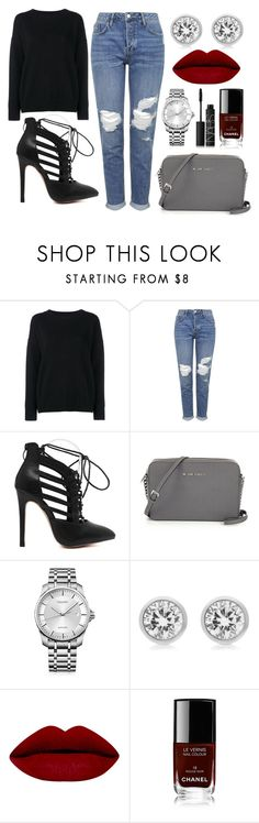 """Untitled #116"" by rodoulla97 on Polyvore featuring Frame Denim, Topshop, Calvin Klein, Michael Kors, Chanel, NARS Cosmetics, women's clothing, women's fashion, women and female"