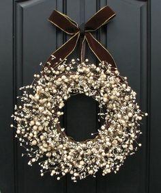 Winter wreath by karina