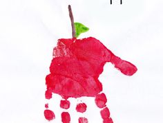 Kids Handprint Art Pinterest