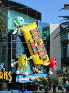 M & M World - Las Vegas - Learn all about My First Hacked Travel Trip (to Las Vegas) and how I saved $1,023.88 http://travelnerdnici.com/first-hacked-travel-trip-las-vegas/ - Explore the World with Travel Nerd Nici, one Country at a Time. http://TravelNerdNici.com