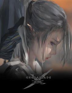 GhostBlade Volume 2 - The Full Color Comic by WLOP Kickstarter
