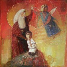 Украинский художник Александр Антонюк. Часть 2