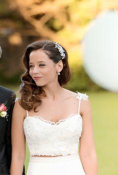 Andrea by Las Demiero : www.lasdemiero.com https://web.facebook.com/demiero/ #lasdemiero #bodas #novias #vestidodenovia #vestidossirena #vestidosbordados #casamientos #noviavintage