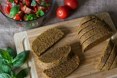"""My Experiment in Homemade Raw Vegan Bread -It's easier than you think! It's relatively inexpensive (one loaf of healthy bread at my local grocery store easily costs the same as my raw bread. Also, compared to most crafty or foodie hobbies, bread """"baking"""" is a pretty darn cheap way to express your creativity),healthy,easy to customize...</p><p><a class=""""more-link"""" href=""""https://deviliciouslyraw.com/2015/09/14/homemade-raw-vegan-bread/"""">Read More »</a></p>"""