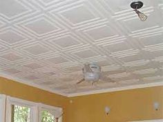 Low basement ceiling alternative to dropped ceilings systems – Ceiling link – Basement İdeas 2020 Basement Ceiling Insulation, Basement Ceiling Options, Basement Plans, Basement Remodeling, Ceiling Ideas, Basement Ceilings, Basement Ideas, Acoustic Ceiling Tiles, Resin Patio Furniture