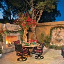 The Christmas Garden   Phoenix Home U0026 Garden