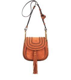 f0bc59b872 Hudson Small suede shoulder bag