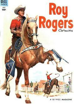 ROY ROGERS   Dell Comics