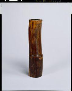 C0077876 竹尺八花入  金森宗和- 東京国立博物館 画像検索