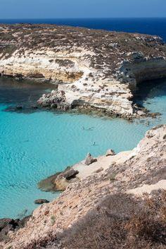Lampedusa y Linosa, Agrigento, Italia #agrigento #sicilia #sicily #sicile