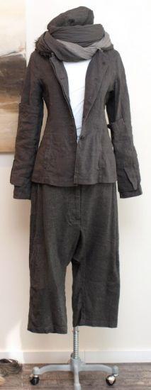 rundholz - Hose 7/8 Worker I original - Sommer 2014 - stilecht - mode für frauen mit format...