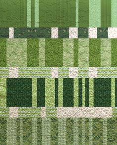 Line Upon Line - Modern Geometric Quilt