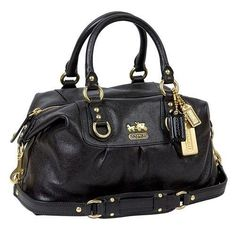 If You Want To Get Noticed, You Cannot Miss #Coach #Purse Deliver The Real…
