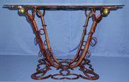 Western Decor Horseshoe Furniture