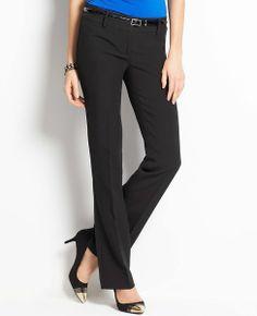 Stretch Trousers | Ann Taylor