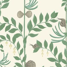 Buy Cole & Son Secret Garden Wallpaper, 103/9030 Online at johnlewis.com