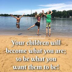 Do you see your kids watching you? They see you more than any other adult, and therefore, will model most behavior after you. Are you who you want them to become? #theyarewatchingyou #rolemodel #behealthyforthem