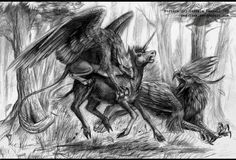 The hunt by Red-IzaK on DeviantArt