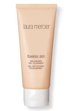 A gentle yet effective foaming gel that removes impurities, oil and makeup without stripping the skin.