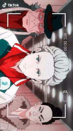 Manga Anime, Yuri Anime, Anime Nerd, Yuri Plisetsky, Yuri On Ice Comic, Hxh Characters, Best Anime Shows, Japon Illustration, Stray Dogs Anime