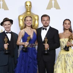 The Oscars-Get the latest news about the 2016 Oscars, including nominations, winners, predictions and red carpet fashion at 88th Academy Awards Oscar.com.