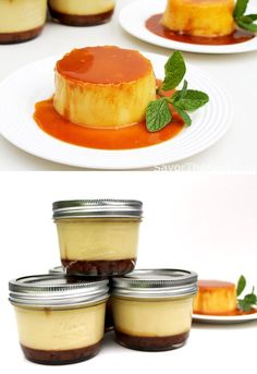 A creamy, sweet flan custard with a caramel sauce. Flan Napolitano is a traditional dish in Mexico.