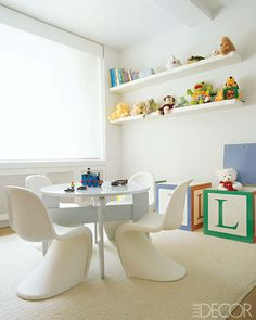 verner panton chair for the children